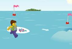 Lego Junior Surfer