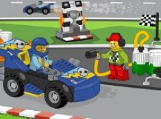 Lego Juniors Race