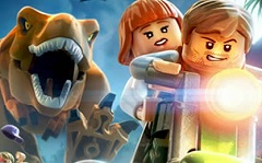 Lego Jurassic World Jigsaw