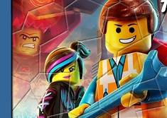 Lego Movie Puzzle