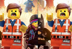 Lego Movie See the Difference