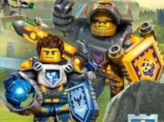 Lego Nexo Knights Hunt for the Magical Books