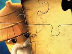 Lego Ninjago Jigsaw Puzzle