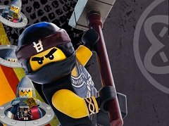 Lego Ninjago Movie Wack a Shark