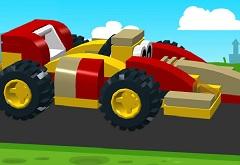 Lego Racecar Puzzle