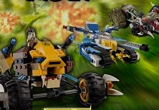 Lego Racing Cheema