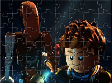 Lego Star Wars Freemaker Adventure Puzzle