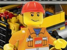 Lego Truck Transporter