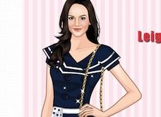 Leighton Meester Dress Up