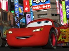 Lighting McQueen Hidden Letters