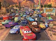 play more cars disney games