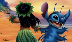 Lilo and Stitch Puzzle