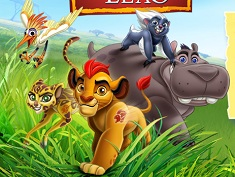 Lion Guard Uncover Images
