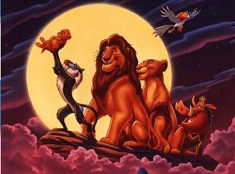 Lion King Family Puzzle Puzzle Games