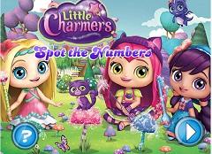 Little Charmers Hidden Numbers