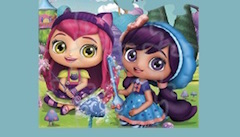 Little Charmers Jigsaw