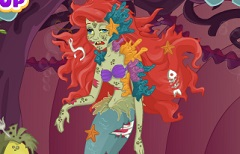 Little Mermaid Zombie Curse