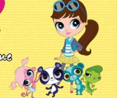 Little Pet Shop Hidden Stars