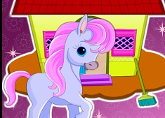 Little Pony House Cleaning