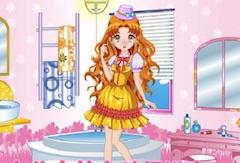 Little Princess and Kawaii Bathroom