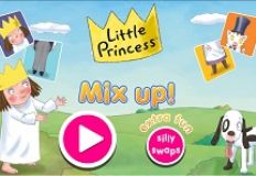 Little Princess Mix Up