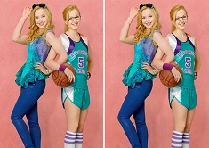 Liv and Maddie Differences