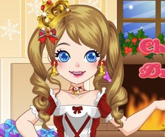 Lolita Christmas Dress Up