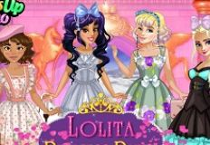 Lolita Princess Party