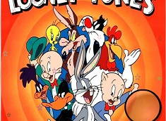 Looney Tunes Hidden Stars