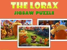 Lorax Puzzle Set