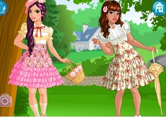 Loving Nature Dress Up