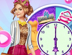 Lucy Hale Around the Clock Fashionista