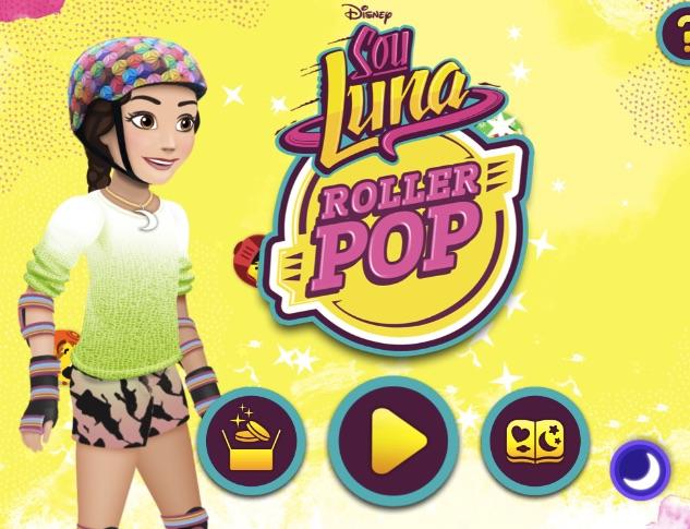 Luna Roller Pop