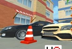 Lux Parking 3D Sunny Tropic