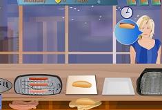 Machmux Hotdog Shop