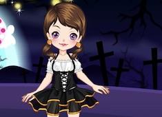 Magic Halloween Dress Up