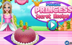 Magic Princess Secret Recipe