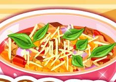 Make Lasagna Soup