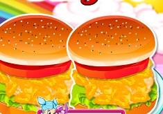 Make Sunshine Burgers