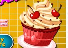 Make Sweet Vanilla Cupcakes