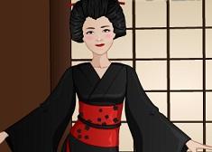Makeover Studio Geisha Girl