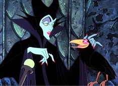 Maleficent and the Crow Puzzle