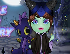 Maleficent Baby Care