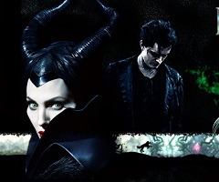 Maleficent Diaval Dash