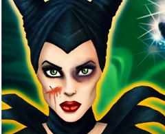 Maleficent Injured Maleficent Games