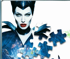 Maleficent Video Puzzle