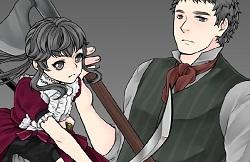 Manga Creator Vampire Hunter