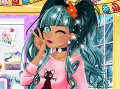 Manga Girl Avatar Creator