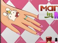 Manicure in Minutes