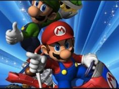 Mario and Luigi Driving Jigsaw